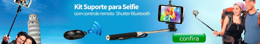 Kit Suporte para Selfie