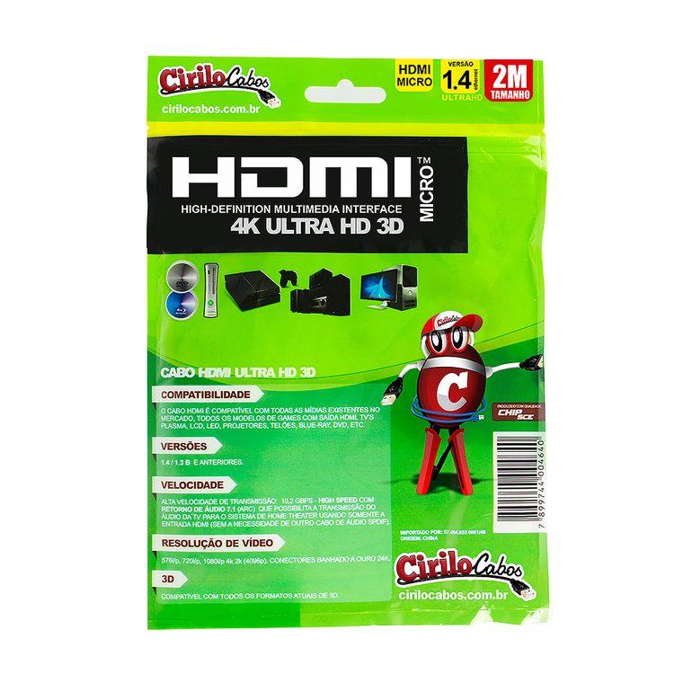 7257-Cabo-MICRO-HDMI-para-HDMI-1.4-Ultra-HD-3D-2-metros-Cirilo-Cabos-2