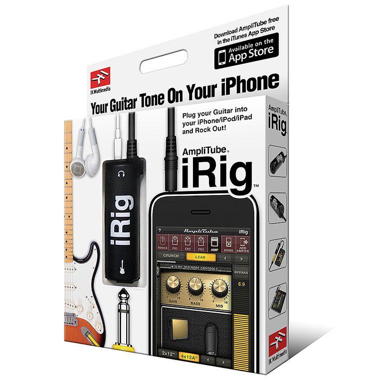 7322-iRig-Amplificador-com-Efeitos-Sonoros-para-iPhone-iPode-Ipad-Ciirlo-Cabos
