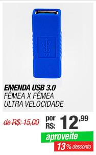 Emenda USB 3.0