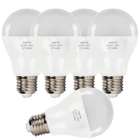 7465-kit-5-lampada-LED-Bulbo-7W-E27-6500K-Bivolt-Branco-Frio-CiriloCabos