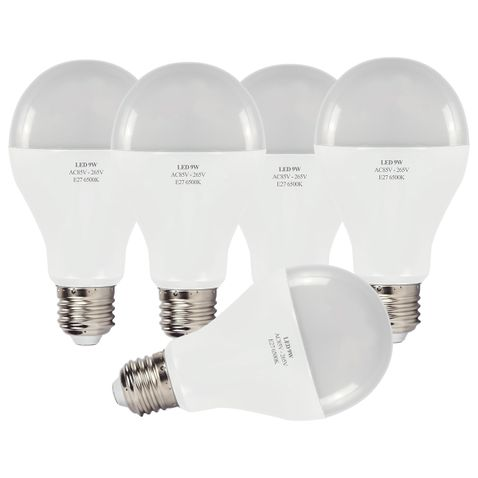 7466-kit-5-lampada-LED-Bulbo-9W-E27-6500K-Bivolt-Branco-Frio-CiriloCabos