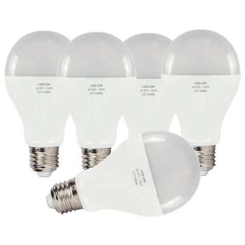 7467-kit-5-lampada-LED-Bulbo-12w-E27-6500K-Bivolt-Branco-Frio-CiriloCabos