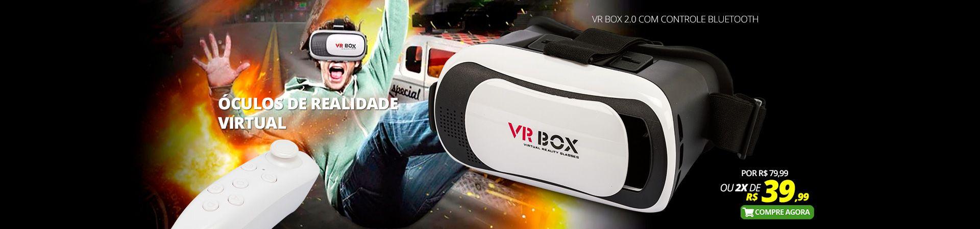 Oculos Realidade Virtual