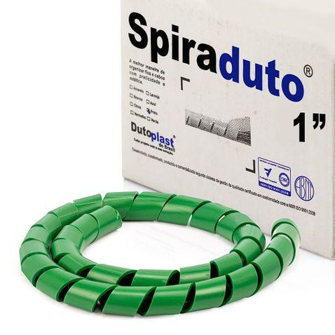 8384-01-Spiraduto-de-1--Organizador-de-Cabos-Dutoplast-Verde-CiriloCabos