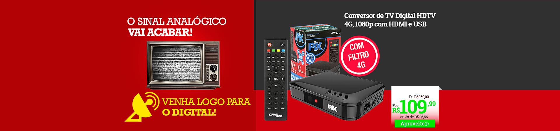 CONVERSOR DE TV DIGITAL HDTV