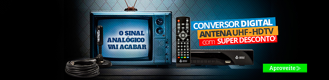 TV Digital (todos os departamentos)