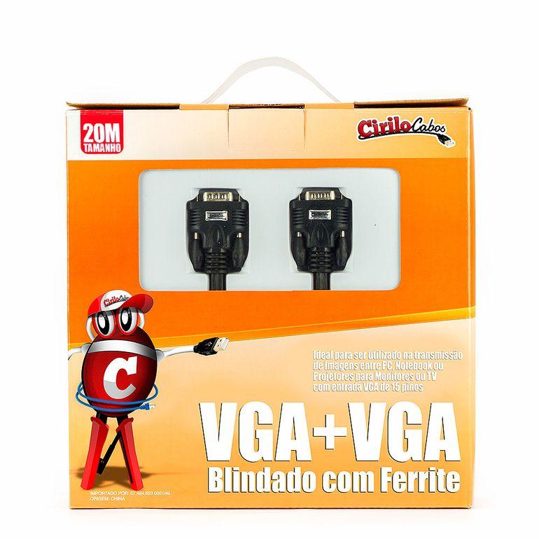 187720-03-Cabo-VGA-Macho-Blindado-com-Ferrite-20-metros-ChipSce-CiriloCabos