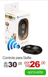 Controle para Selfie