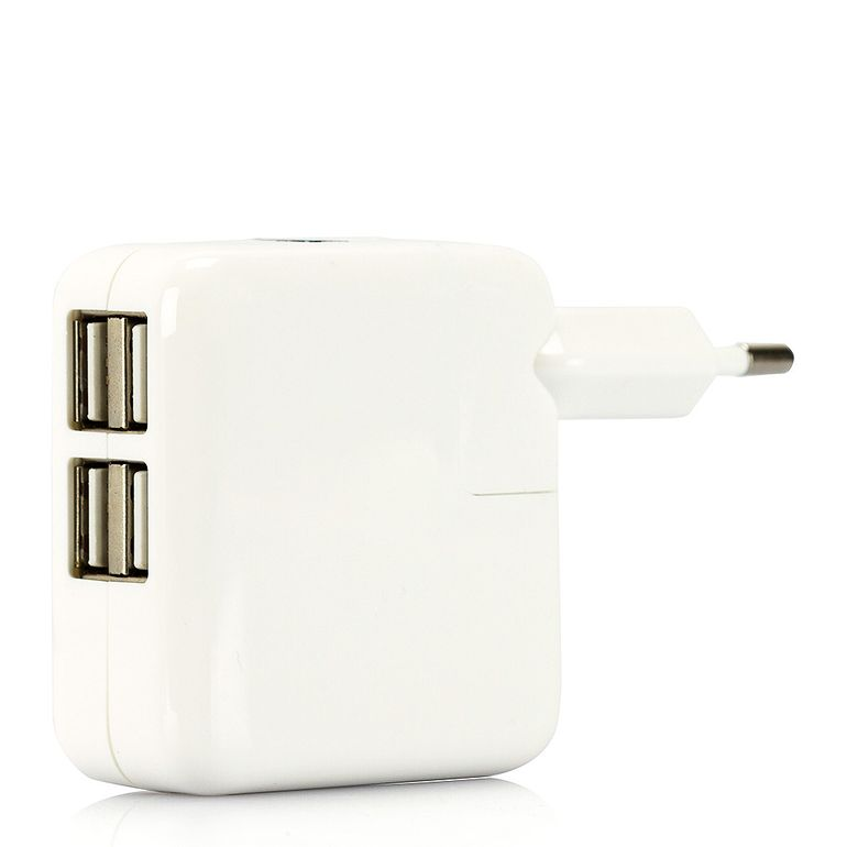 7458-1-Carregador-para-iPhone-iPad-e-iPod-com-4-portas-USB-Cirilo-Cabos