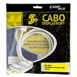 758821-01-Cabo-Conversor-Displayport-para-HDMI-ChipSce-2metros-CiriloCabos