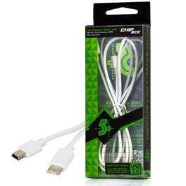 187478-01-Cabo-Adaptador-USB-2_0-Tipo-C_Mini_USB-B-ChipSce-CiriloCabos