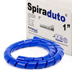 8380-01-Spiraduto-de-1--Organizador-de-Cabos-Dutoplast-Azul-CiriloCabos