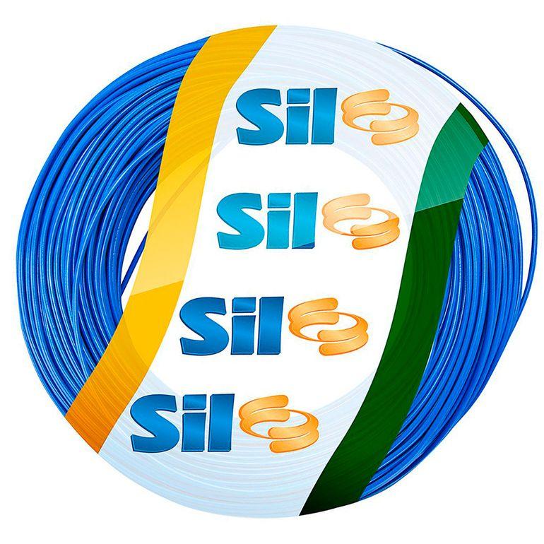 980600-Cabo-Eletrico-Flexivel-750V-1x6-00mm-azul-SIL-CiriloCabos