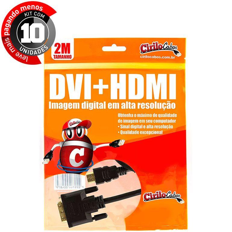 7269-10-kit-com-10-cabos-dvi-para-hdmi-2-metros-cirilo-cabos