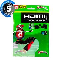 7256-05-kit-cabos-micro-hdmi-para-hdmi-ultra-hd-3d-1metro-cirilocabos