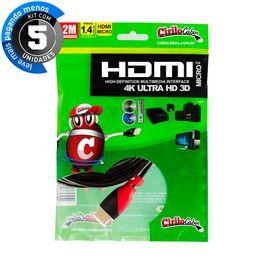 7257-05-kit-cabos-micro-hdmi-para-hdmi-ultra-hd-3d-2metros-cirilocabos