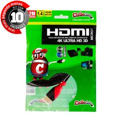 7257-10-kit-cabos-micro-hdmi-para-hdmi-ultra-hd-3d-2metros-cirilocabos