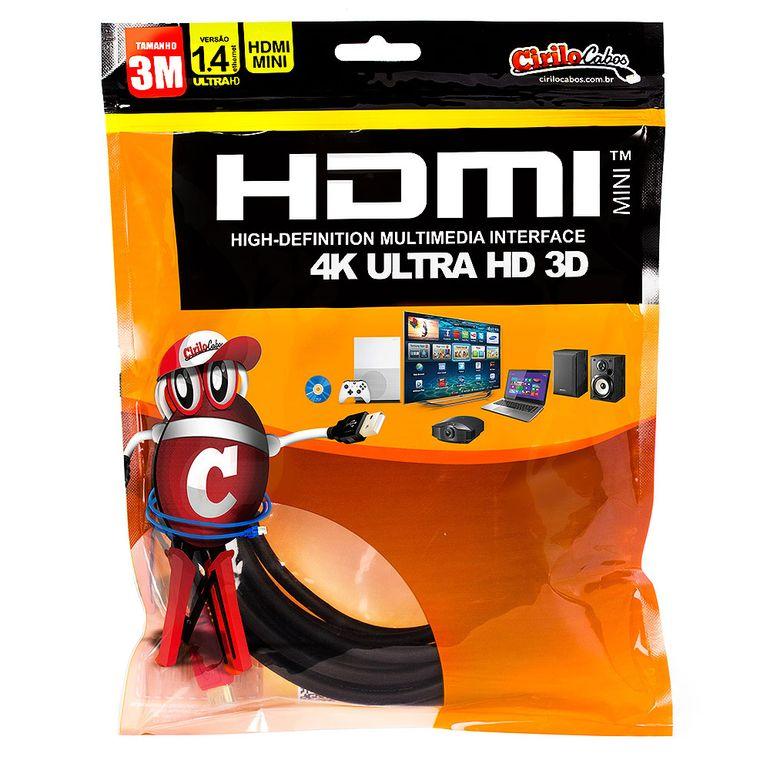 7254-01-cabo-mini-hdmi-para-hdmi-1-4-ultra-hd-3d-3-metros-cirilo-cabos