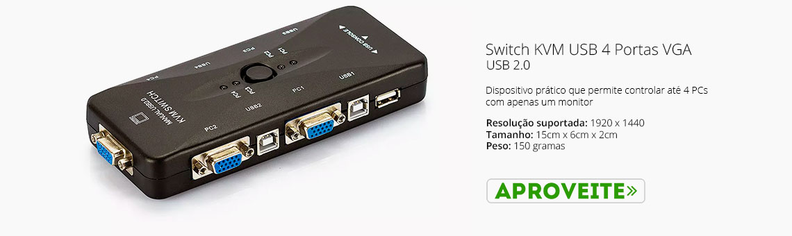 switch-kvm-usb-4-portas-vga[cabo-vga]