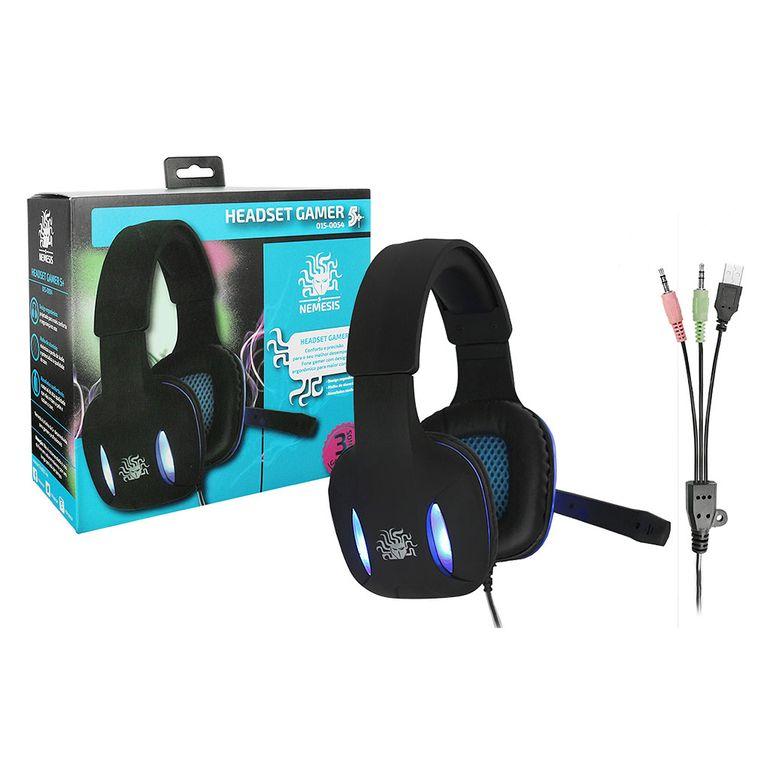 150054-fone-gamer-nemesis-headset-preto-com-luz-de-led-azul-nm-2190