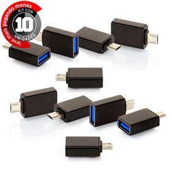 adaptador-usb-android-com-funcao-otg-cirilocabos-1047-preto-kit-10