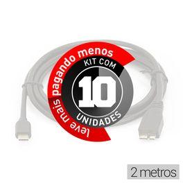 cabo-adaptador-usb-c-para-microusb-b-cirilocabos-0120002-kit-com-10-2m-2