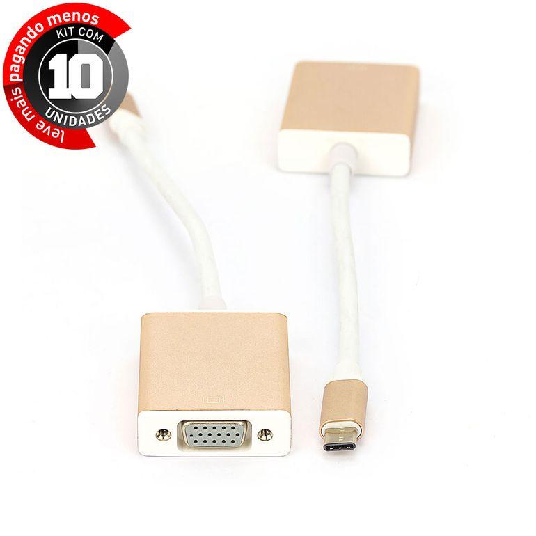 cabo-adaptador-ucb-tipo-c-para-vga-macbook-usb-c-1080p-cirilocabos-7342-kit-com-10-1