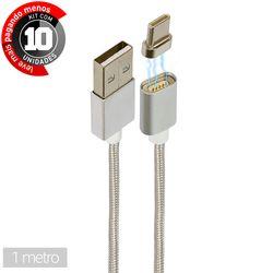 1-00-m-cabo-magnetico-carregador-e-dados-para-usb-type-c-cirilocabos-0101099c-kit-com-10-1