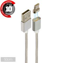 0-50-m-cabo-magnetico-carregador-e-dados-para-usb-type-c-cirilocabos-0101099c-kit-com-10-1