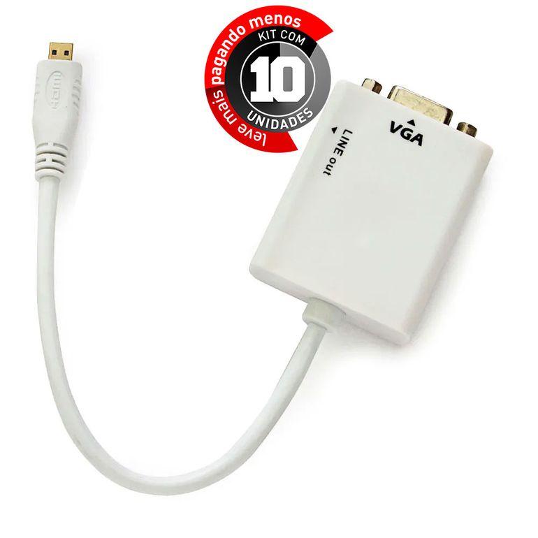 cabo-adaptador-micro-hdmi-para-vga-com-audio-cirilocabos-6899-kit-com-10-1