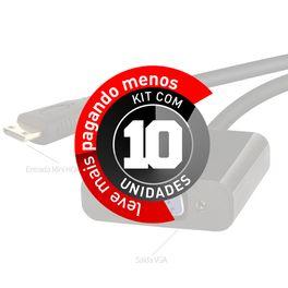 conversor-adaptador-mini-hdmi-para-vga-cirilocabos-6910-kit-com-10-2