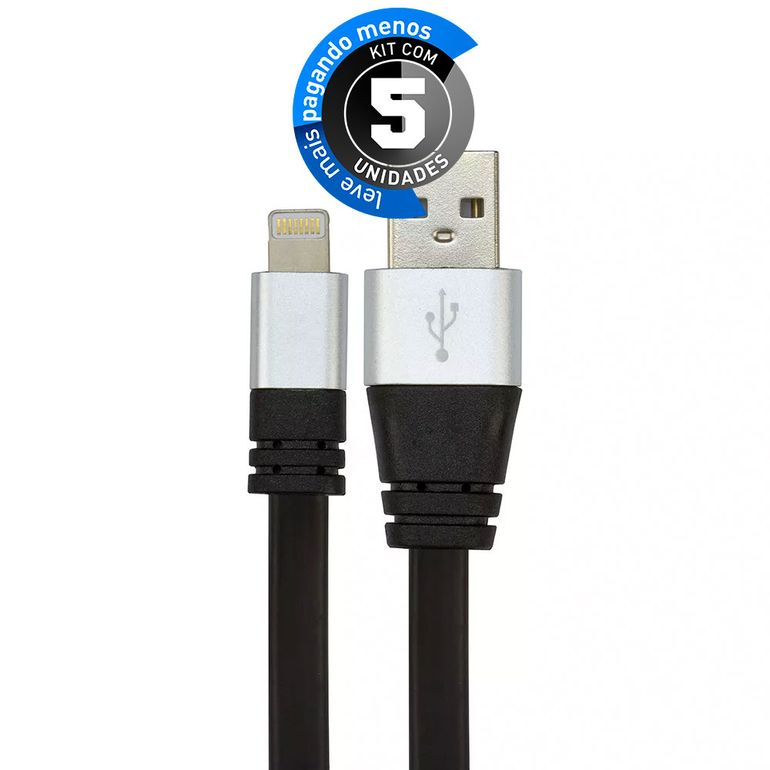 cabo-usb-de-silicone-carregador-e-dados-para-iphone-5-e-6-preto-cirilocabos-7972-kit-com-05-1