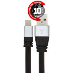 cabo-usb-de-silicone-carregador-e-dados-para-iphone-5-e-6-preto-cirilocabos-7972-kit-com-10-1