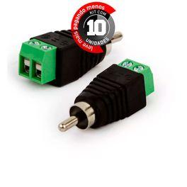 adaptador-borne-x-plug-rca-macho-cirilocabos-6653-kit-com-10-1