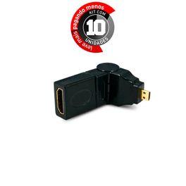 adaptador-hdmi-femea-para-micro-hdmi-macho-360-graus-cirilocabos-831545-kit-com-10-1