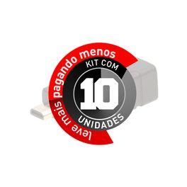adaptador-hdmi-femea-para-micro-hdmi-macho-cirilocabos-757980-kit-com-10-2