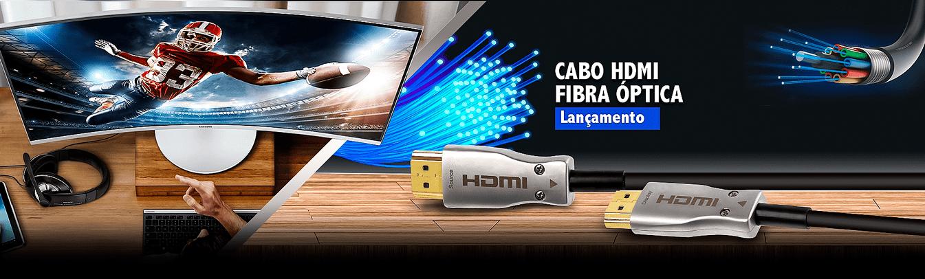 Cabo HDMI Optico