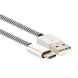 cabo-usb-c-para-usb-revestido-com-tecido-trancado-em-nylon-901745-preto