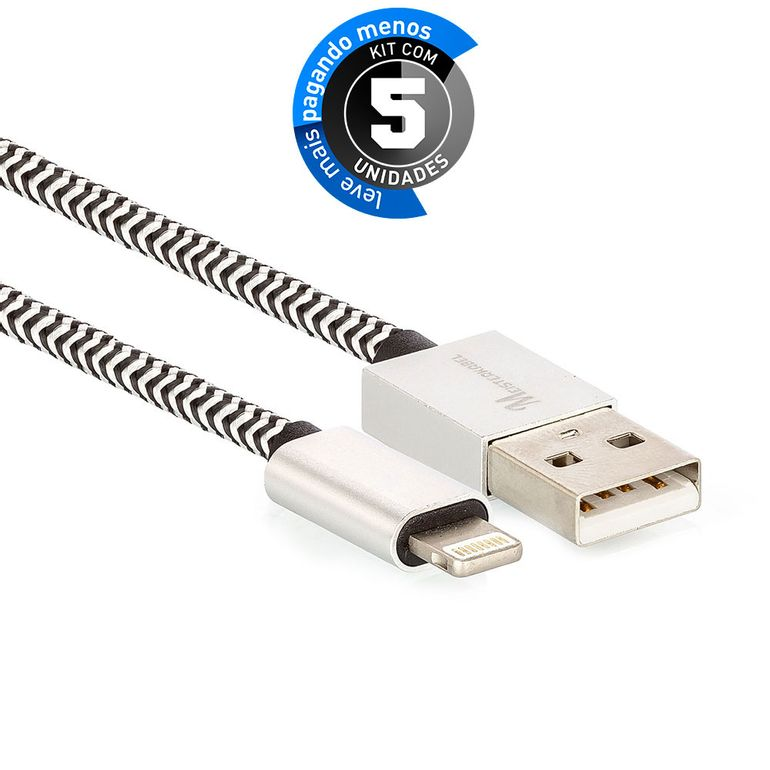 cabo-lightning-para-usb-revestido-com-tecido-trancado-em-nylon-901744-preto-KIT5-01