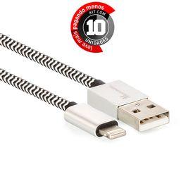cabo-lightning-para-usb-revestido-com-tecido-trancado-em-nylon-901744-preto-KIT10-01
