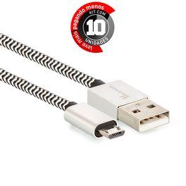 cabo-micro-usb-para-usb-revestido-com-tecido-trancado-em-nylon-901746-preto-KIT-10-1