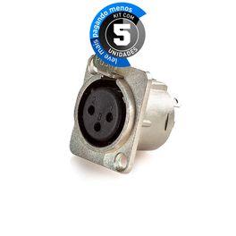 conector-xlr-femea-painel-metal-cirilocabos-kit-5-1