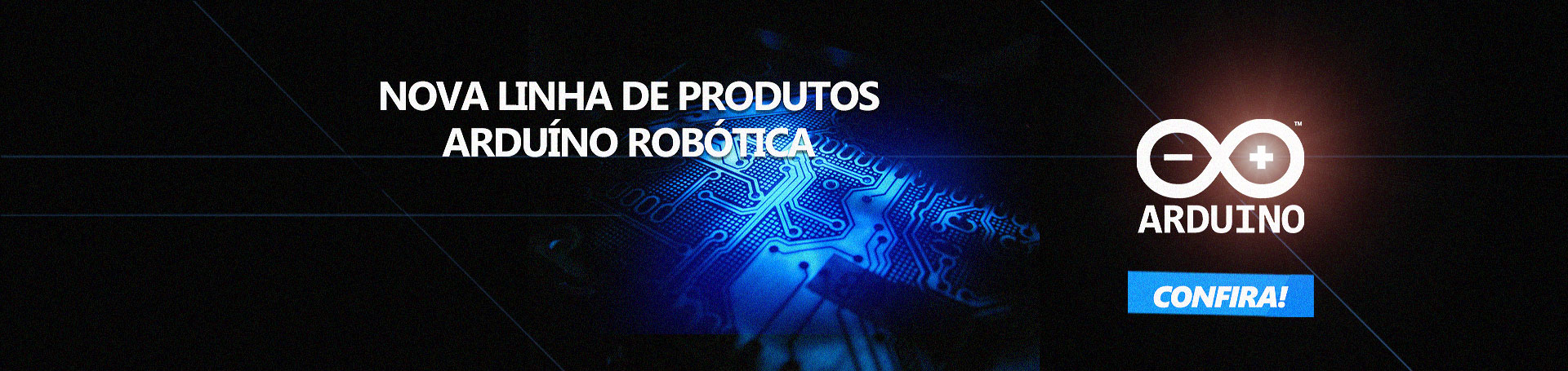 Linha Produto Arduino Robotica