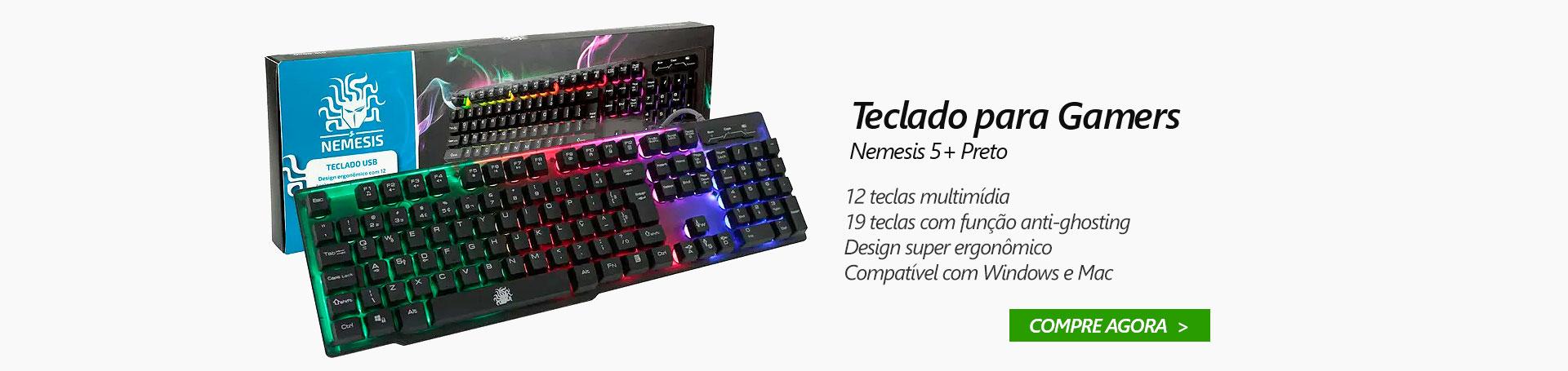 Gamers | Teclado