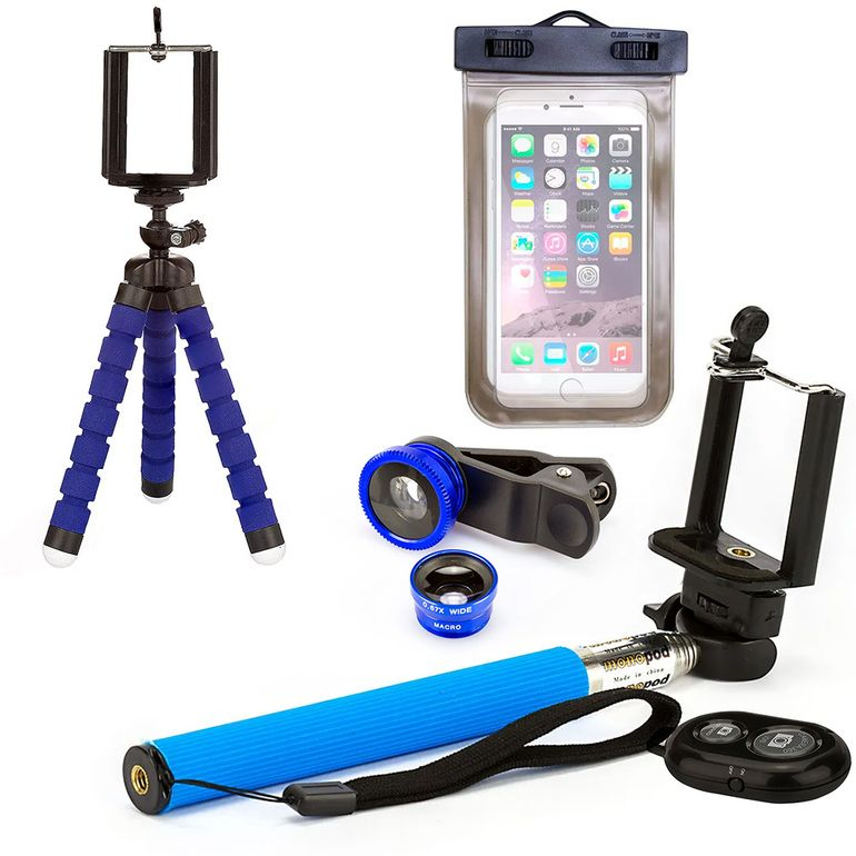kit-fotografia-celular-tripe-lente-pau-de-selfie-azul-e-capa-impermeavel-cirilocabos-7390