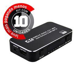 switch-hdmi-4-portas-com-controle-901853-01-kit-com-10